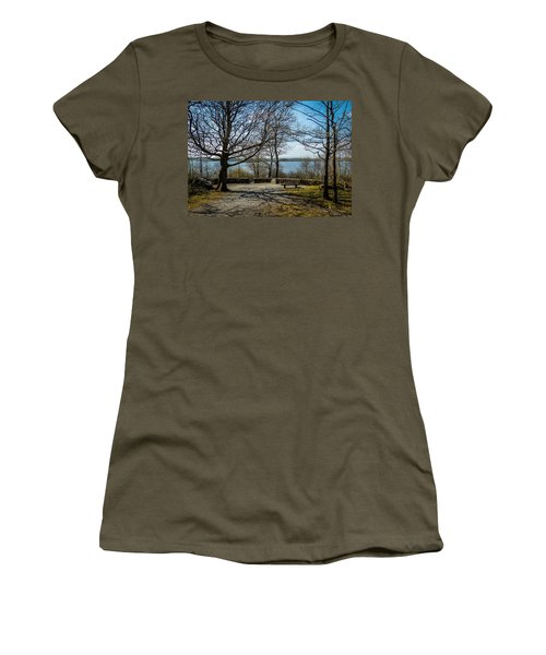 Sunny Afternoon At Lough Coole Women's T-Shirt