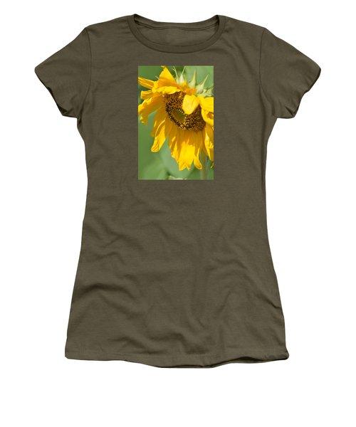Sunny One Women's T-Shirt (Junior Cut) by Teresa Tilley