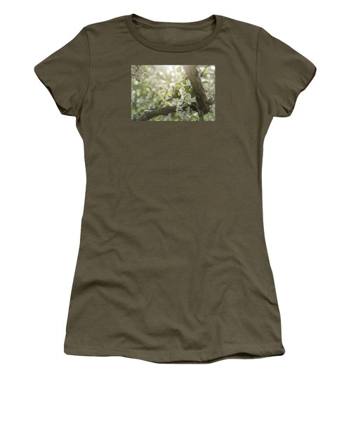 Sunrise Blossoms Women's T-Shirt (Junior Cut) by Mary Angelini