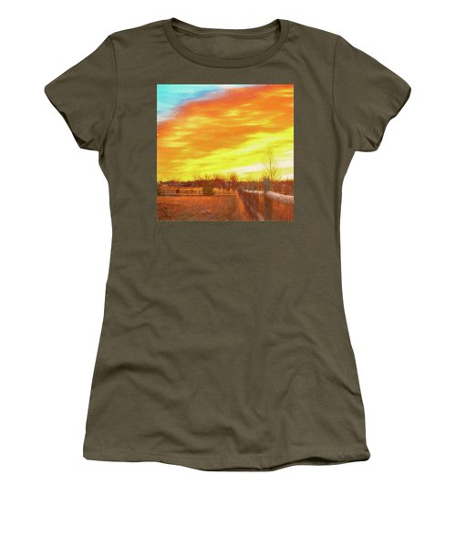 Sunrise Women's T-Shirt