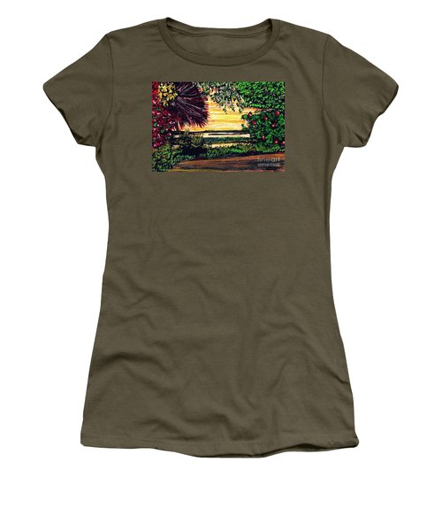 Sunrise On Wadmalaw Island Women's T-Shirt