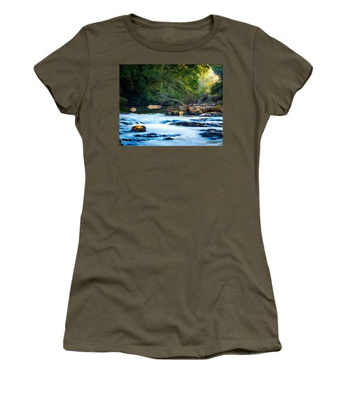 Sunrise River Women's T-Shirt