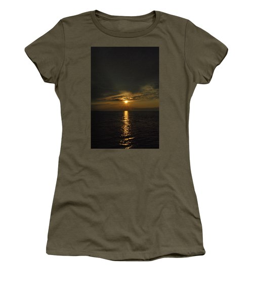Sun's Reflection Women's T-Shirt