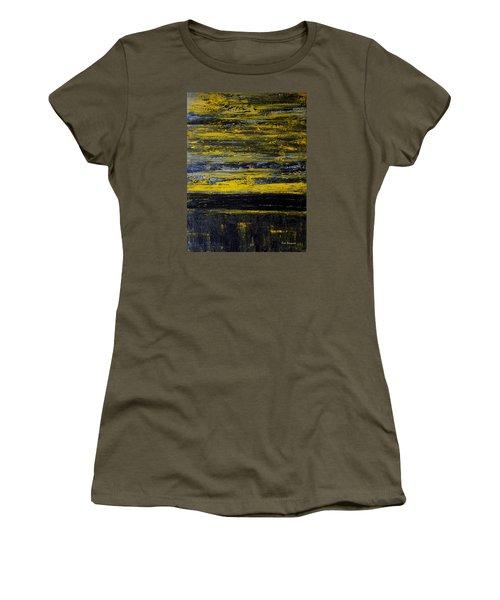 Sunset Abstract Women's T-Shirt