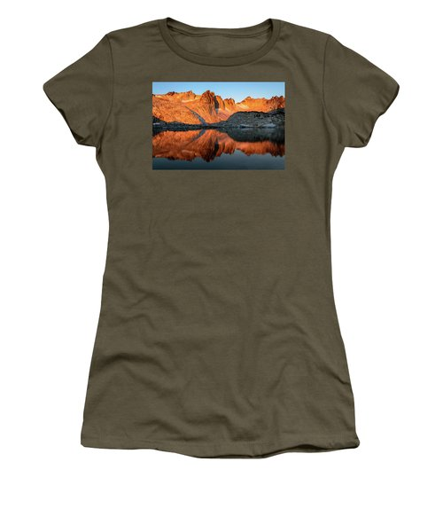 Sunset In The Higher Enchantment Women's T-Shirt