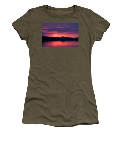 Sunset Over Sabao Women's T-Shirt