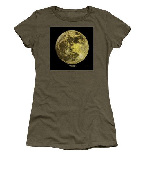 Super Moon Women's T-Shirt