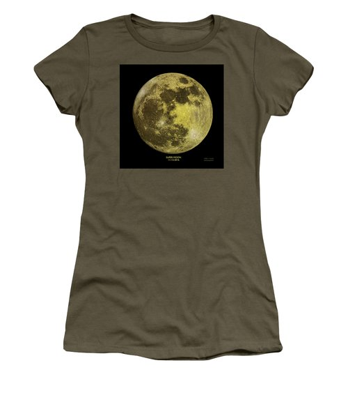 Super Moon Women's T-Shirt