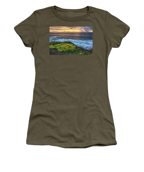 Surf And Turf Women's T-Shirt