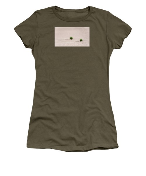 Survival Of Nature Women's T-Shirt (Junior Cut) by Monte Stevens