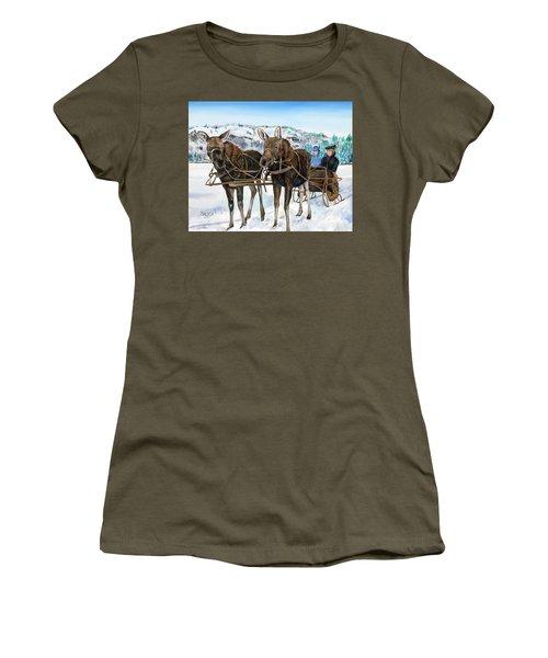 Swamp Donkies Women's T-Shirt