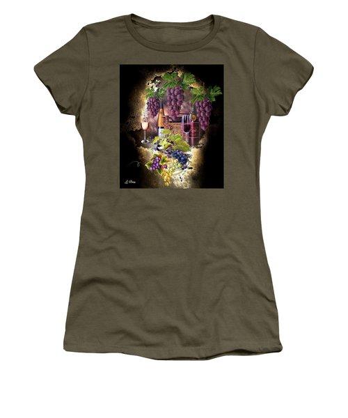 Sweet Cabernet 2 Women's T-Shirt