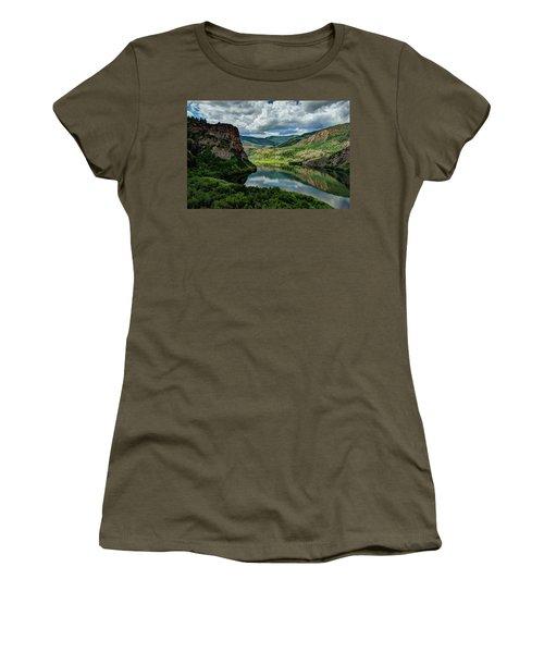 Sweetwater Lake 2 Women's T-Shirt