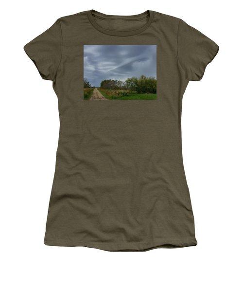 Swirel Women's T-Shirt