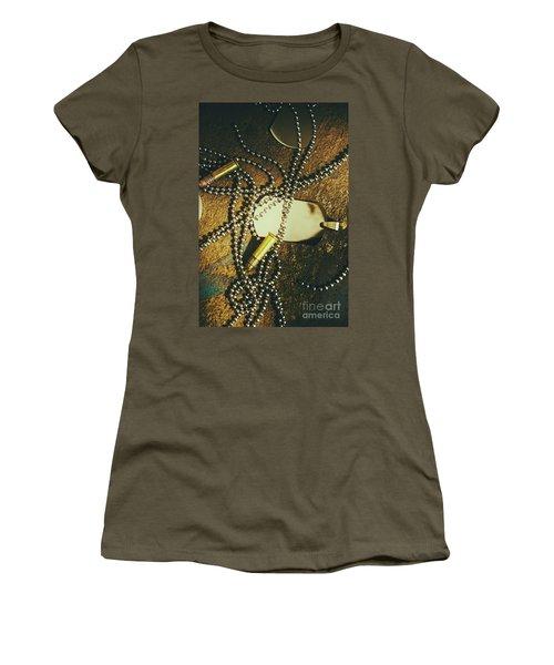 Tagging The Fallen Women's T-Shirt