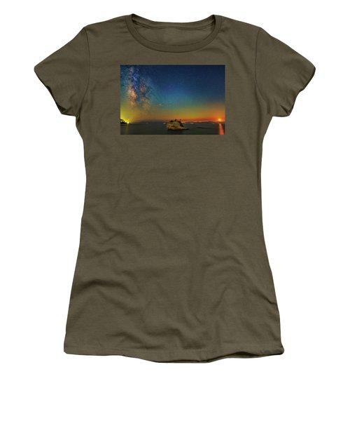 Tahoe Nights Women's T-Shirt