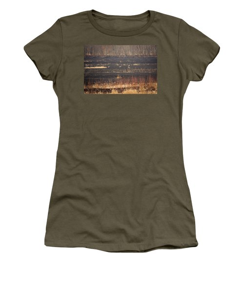 Taking A Walk Women's T-Shirt
