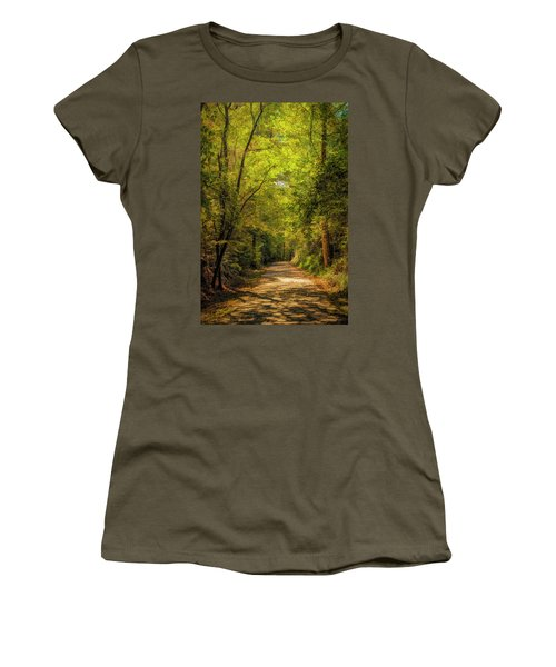 Tallulah Trail Women's T-Shirt (Athletic Fit)