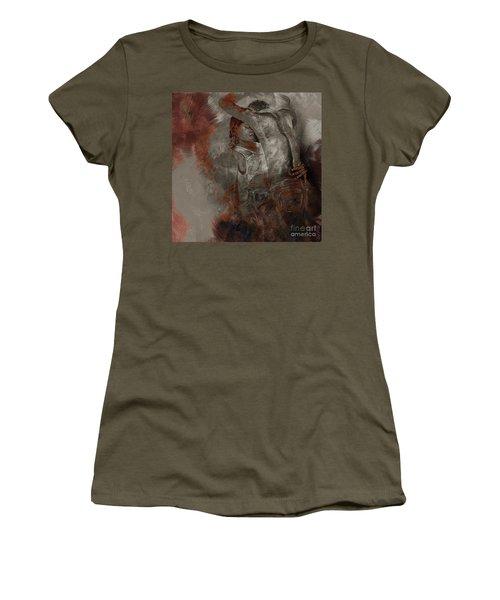 Tango Dance 998alu Women's T-Shirt (Junior Cut) by Gull G