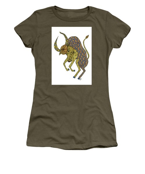 Taurus Women's T-Shirt (Athletic Fit)