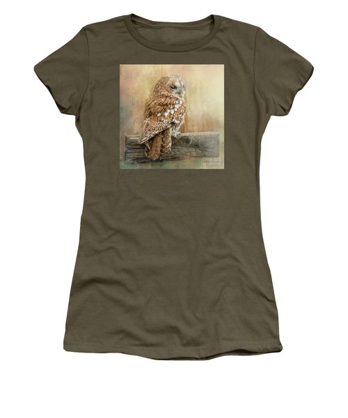 Tawny Owl Women's T-Shirt