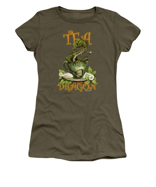 Tea Dragon Women's T-Shirt