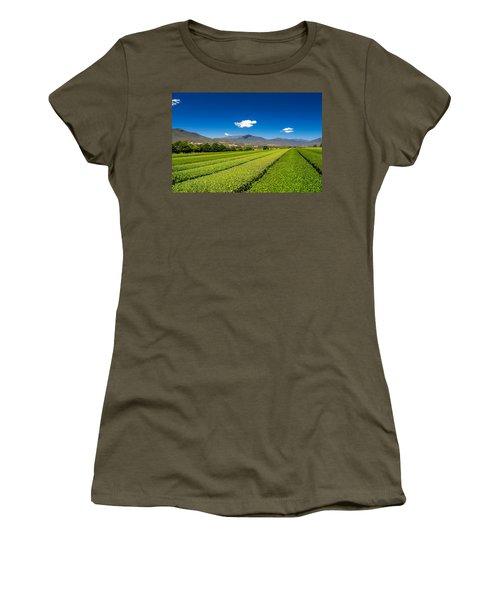 Tea In The Valley Women's T-Shirt