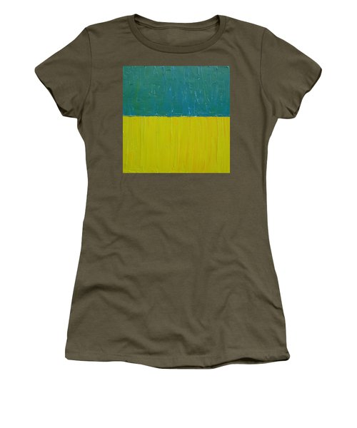 Teal Olive Women's T-Shirt