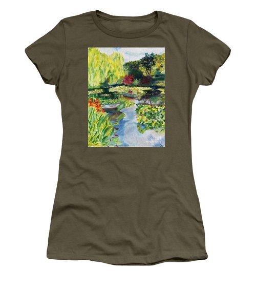 Tending The Pond Women's T-Shirt
