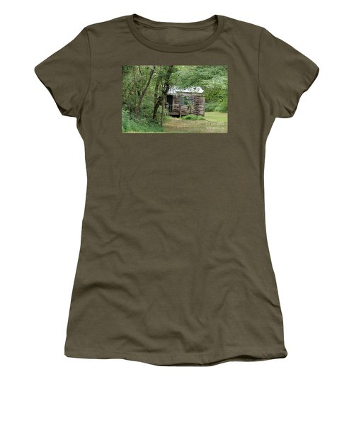 Terapin Station  Women's T-Shirt (Athletic Fit)
