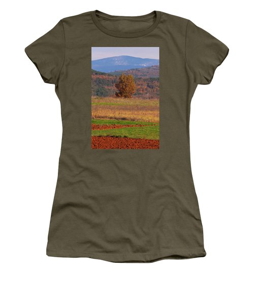 Terra Istria Women's T-Shirt (Athletic Fit)