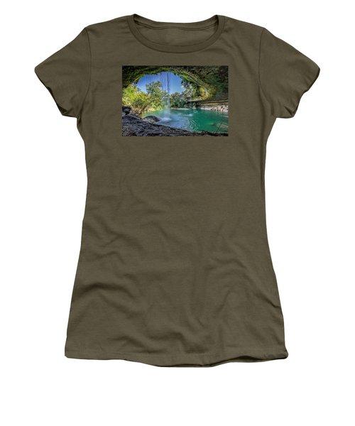 Texas Paradise Women's T-Shirt