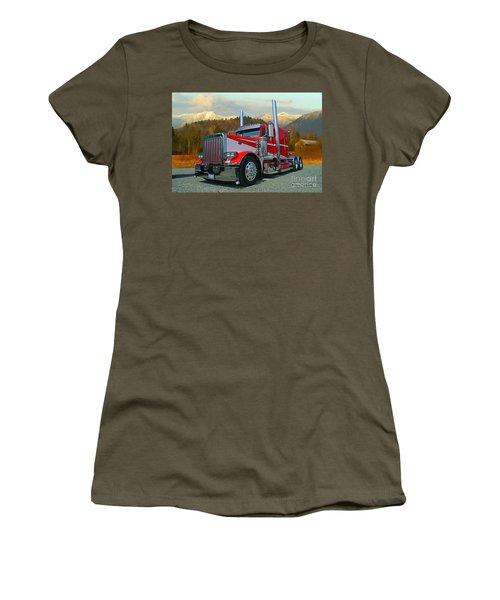 Texas Peterbilt Women's T-Shirt
