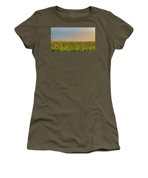 Texas Sunflowers Women's T-Shirt