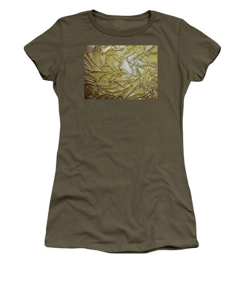 Textured Light Women's T-Shirt (Athletic Fit)