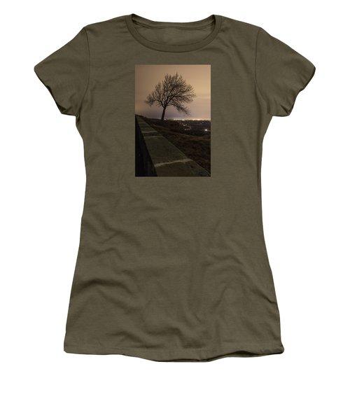 Thacher Park Twilight Women's T-Shirt