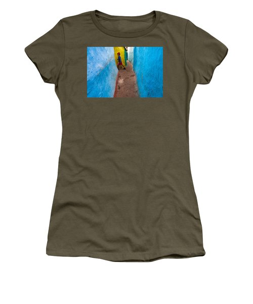 The Alleyway Women's T-Shirt