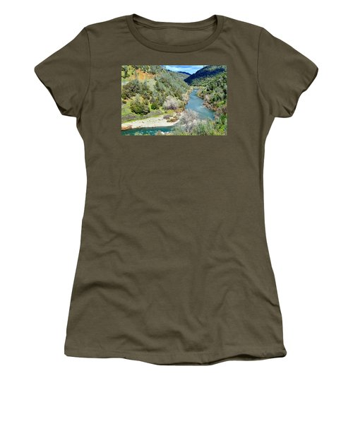 The American River Women's T-Shirt