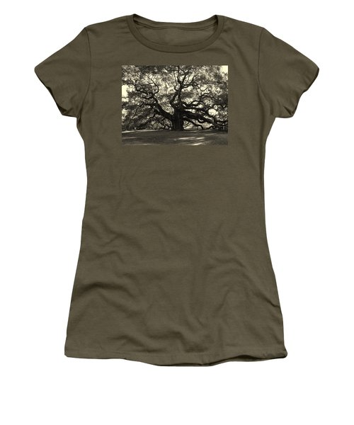 The Angel Oak Women's T-Shirt