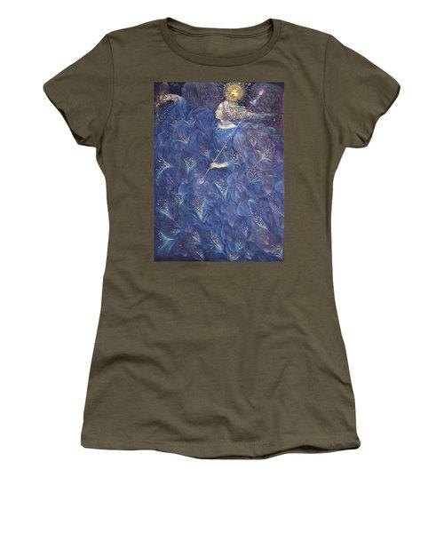 The Angel Of Power Women's T-Shirt