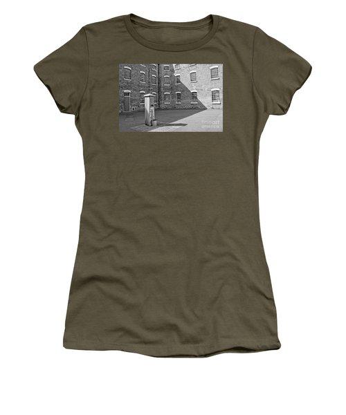 The Art Of Welfare. Dwelling. Women's T-Shirt