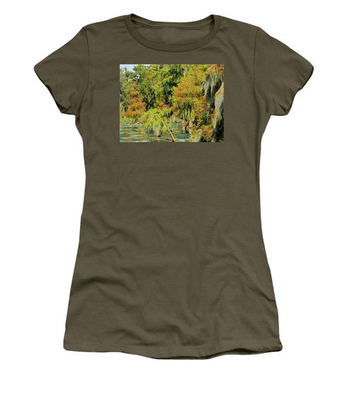 The Autumn Cometh Women's T-Shirt (Athletic Fit)