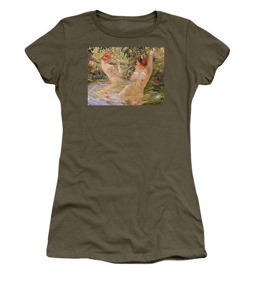 The Bathers Women's T-Shirt