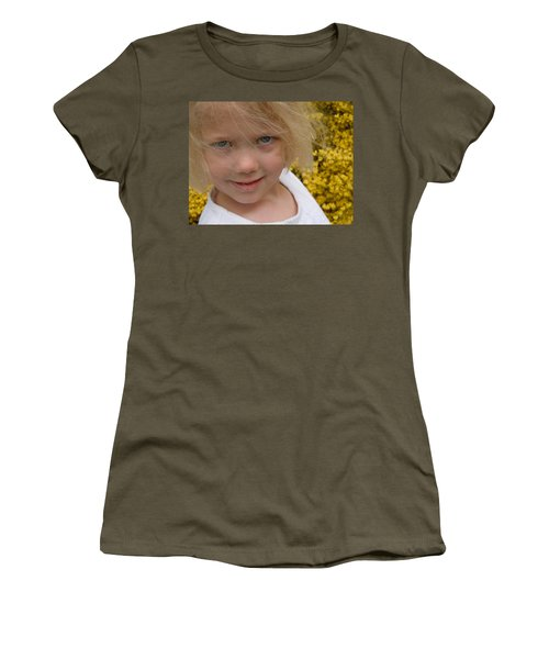 Women's T-Shirt (Junior Cut) featuring the photograph The Beauty Of Spring by Dan Whittemore