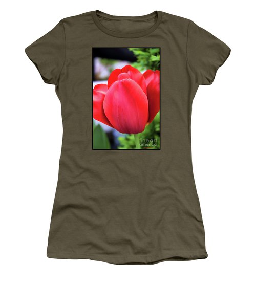 The Tulip Beauty Women's T-Shirt (Athletic Fit)