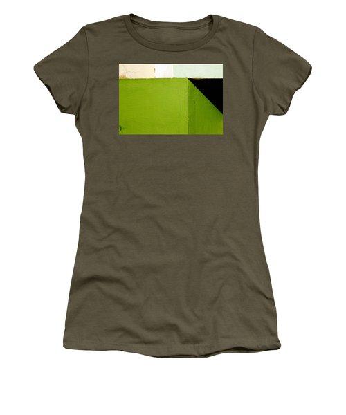The Black Triangle Women's T-Shirt