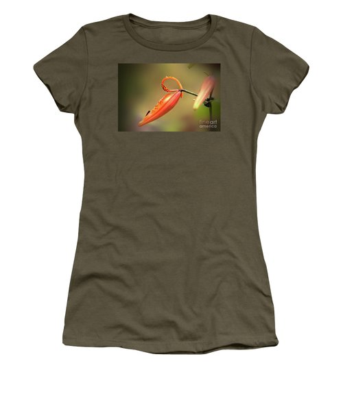 The Blooming Women's T-Shirt (Athletic Fit)