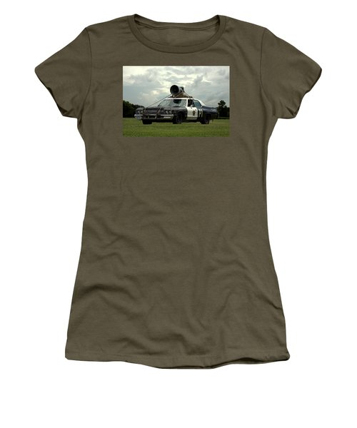 The Bluesmobile Women's T-Shirt
