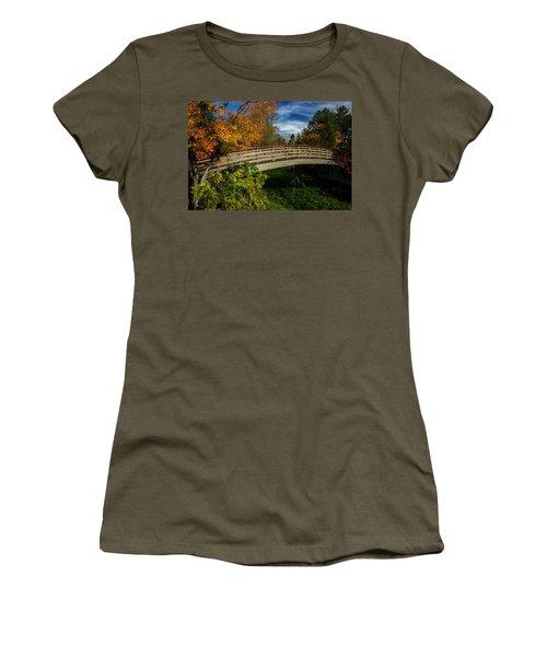 The Bridge To The Garden Women's T-Shirt