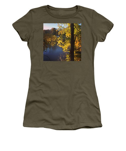 The Brilliance Of Nature Leaves Me Speechless Women's T-Shirt